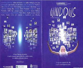 "Teatro ""WINDOWS La Tercera Infancia"" Escena Miriñaque"