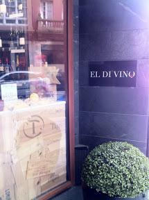 Restaurante El Divino (A coruña)