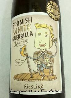 Blanco Spanish White La Guerrilla Riesling