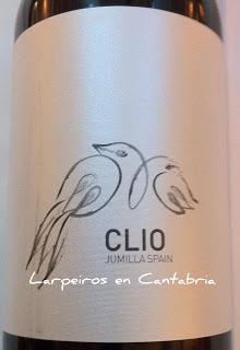 Tinto Clio 2008 el despertar de Jumilla