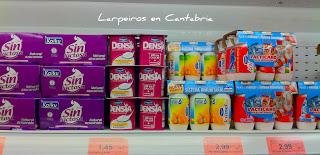 Productos Sin Lactosa en los Supermercados un cachondeo para el consumidor