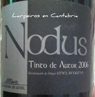 Tinto Nodus 2007 Vino de Autor de Requena