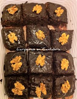 Brownies Sin Lactosa gracias a Senslac
