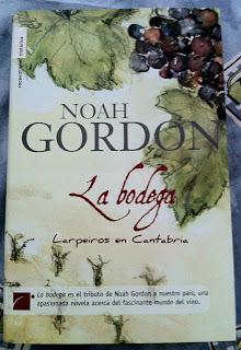 La Bodega de Noah Gordon, Imprescindible