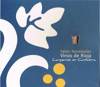 Salón Novedades, Vinos de Rioja en Santander