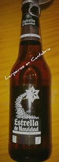 Estrella Galicia Cerveza de Navidad 2011