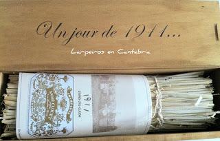 Champagne André Clouet Un Jour de 1911 Gran Cru. Una pasada