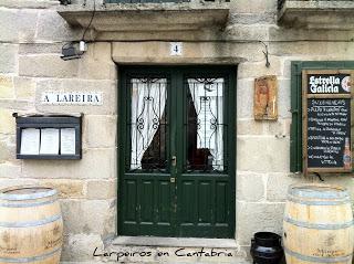 Taberna A Lareira en Villalba