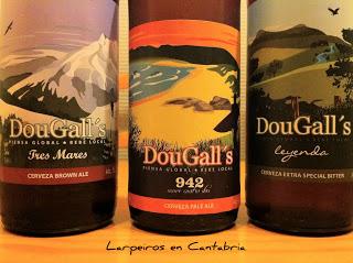 Cervezas Dougall´s, Liérganes, Cantabria, también sabemos hacer cerveza