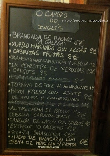 O Camiño do Inglés en Ferrol, 3ª visita difícil de superar