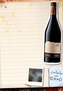 Bodegas Exeo Cifras Blanco y Tinto en Wine Spectator 2012