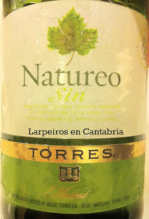 Vino Blanco Natureo, Sin alcohol y bebible