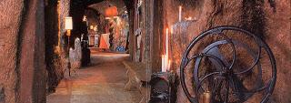 Restaurante Cueva del Túnel; realmente sorprendente