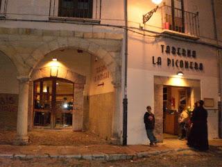 Taberna La Piconera en León, para pasarlo bien