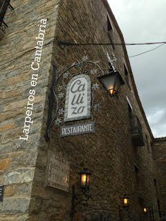 Restaurante Callizo en Ainsa (Huesca): Mucho ruido y pocas nueces