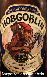 Cerveza Hobgoblin, Atropá y sus interesantes cosas.