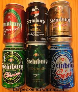 Cervezas Steinburg de Mercadona: Parte 1