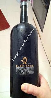 El Belisario 2005 Magnum, Sin Palabras 2012 Magnum, Licor de Café Bocaabajo: Mi cumpleaños con amigos
