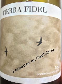 Vino Tinto Tierra Fidel 2009: Rioja sin tempranillo