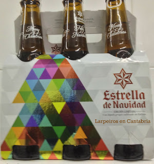 Cerveza Estrella Galicia de Navidad 2013: Ya está aquí
