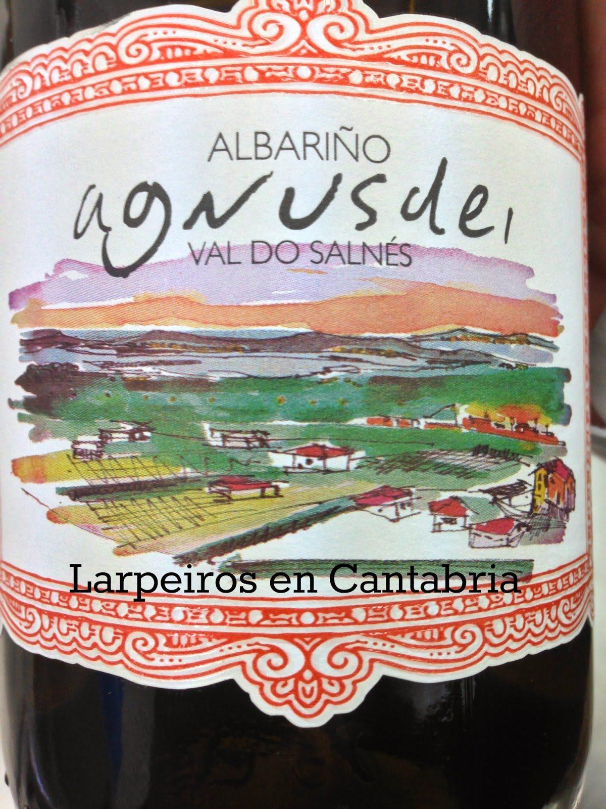 Vino Blanco Agnus Dei 2012: Sorpresa agradable