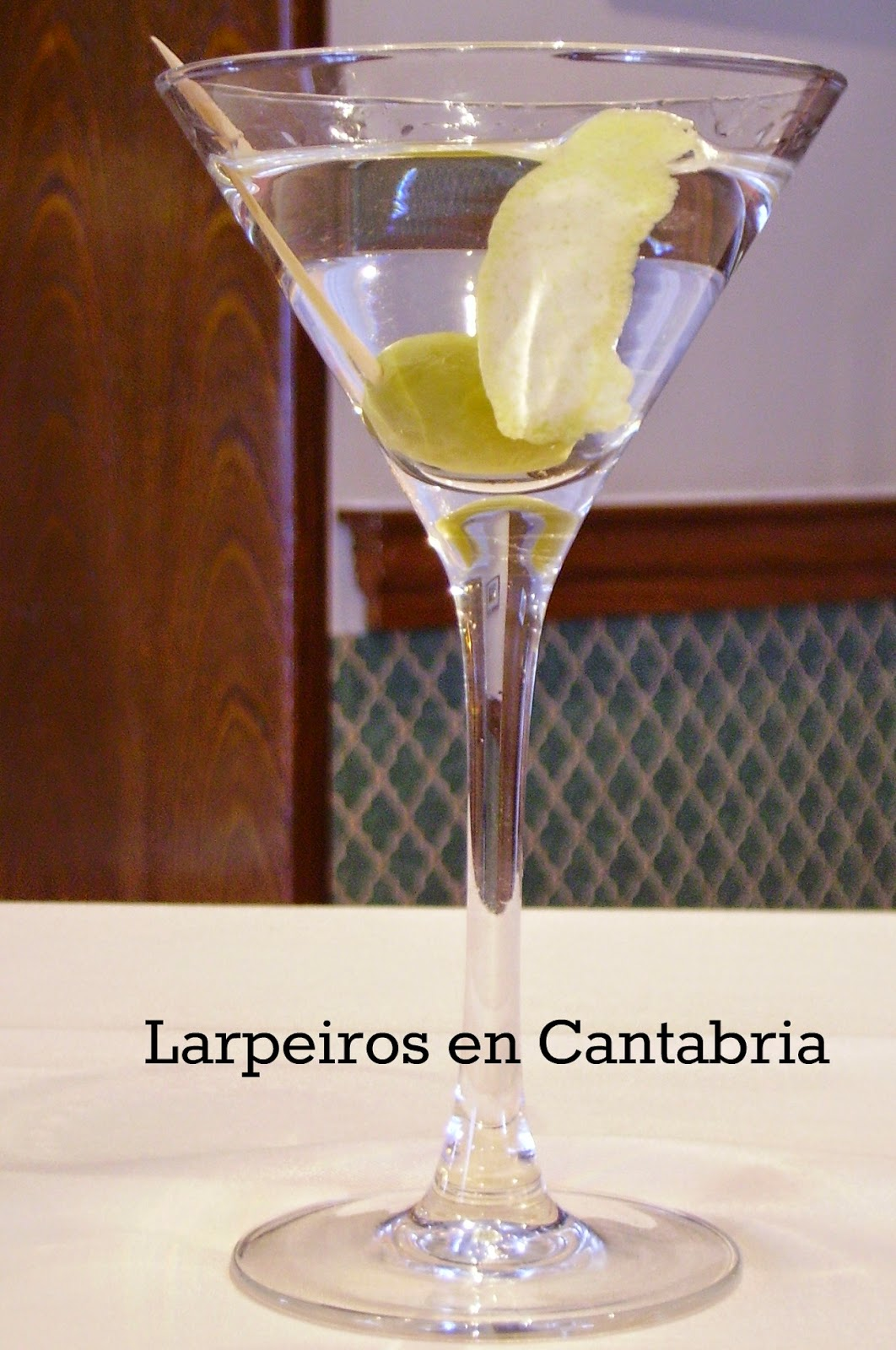 Martini Cóctel