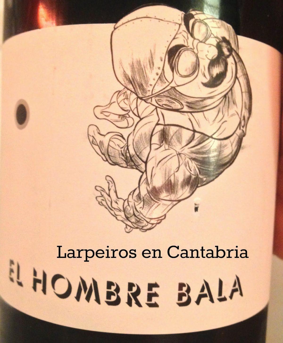 Vino Tinto El Hombre Bala 2012: Garnacha Sutil