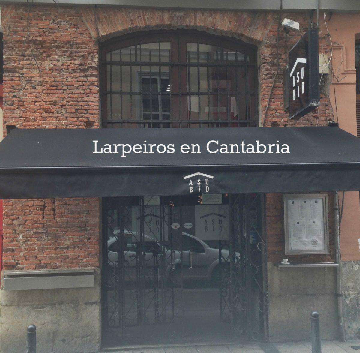 Asubio Gastrobar en Santander