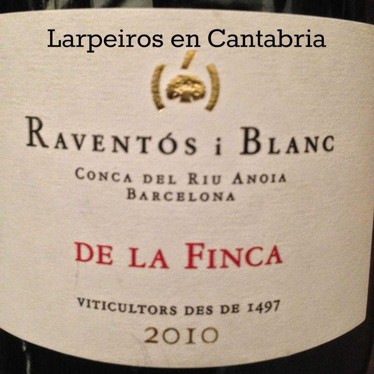 Raventós i Blanc La Finca 2010: Manteniendo el Nivel