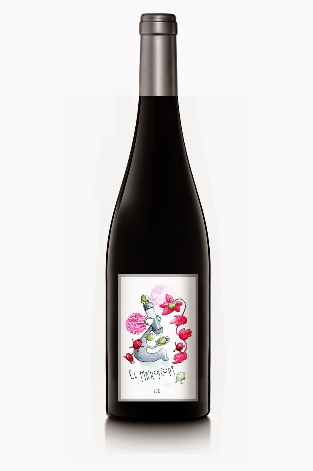 Microscopi 2013: El vino que quiere curar (Nota de prensa)