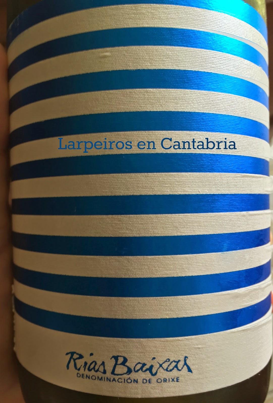 Vino Blanco Alma de Mar 2012: Seguimos con Xurxo