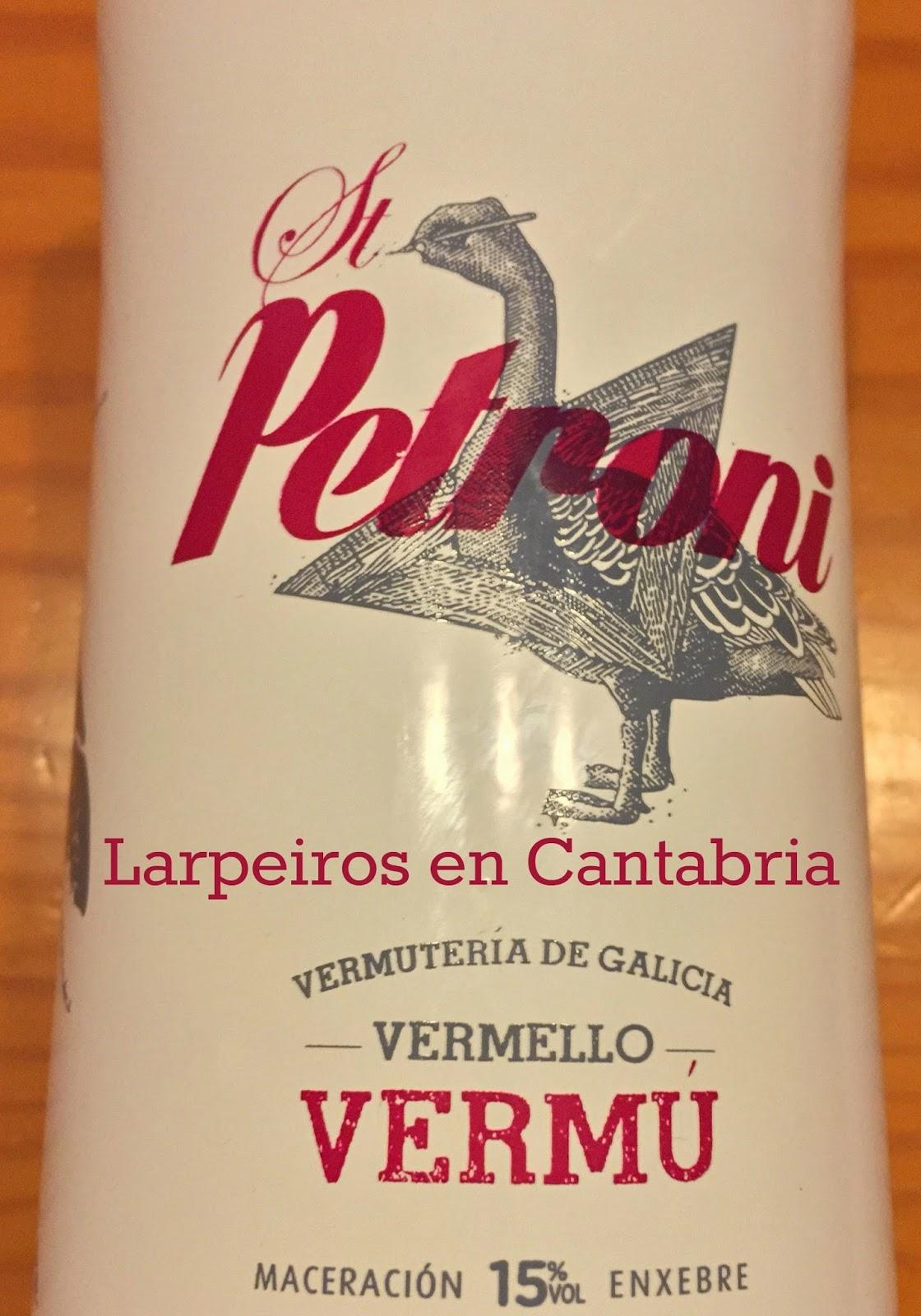 Vermú St. Petroni: Qué rico y vaya morriña nos entra