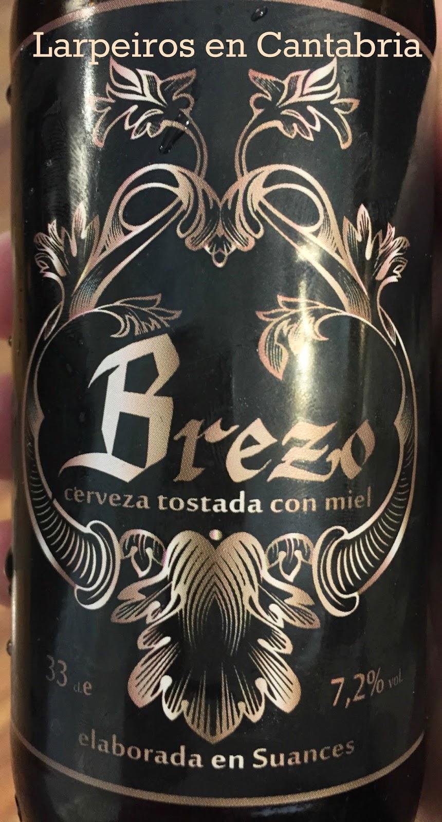 Cerveza Portus Blendium de Brezo: Toque de Miel muy sutil