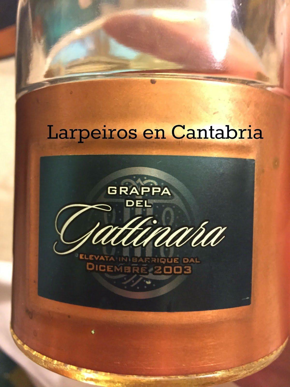 Grappa Francoli del Gattinara Barrique del 2003