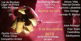 Apertas Do Viño 2015 (2): Resumen de Alfonso Fraile