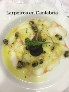 Carpaccio de Rape