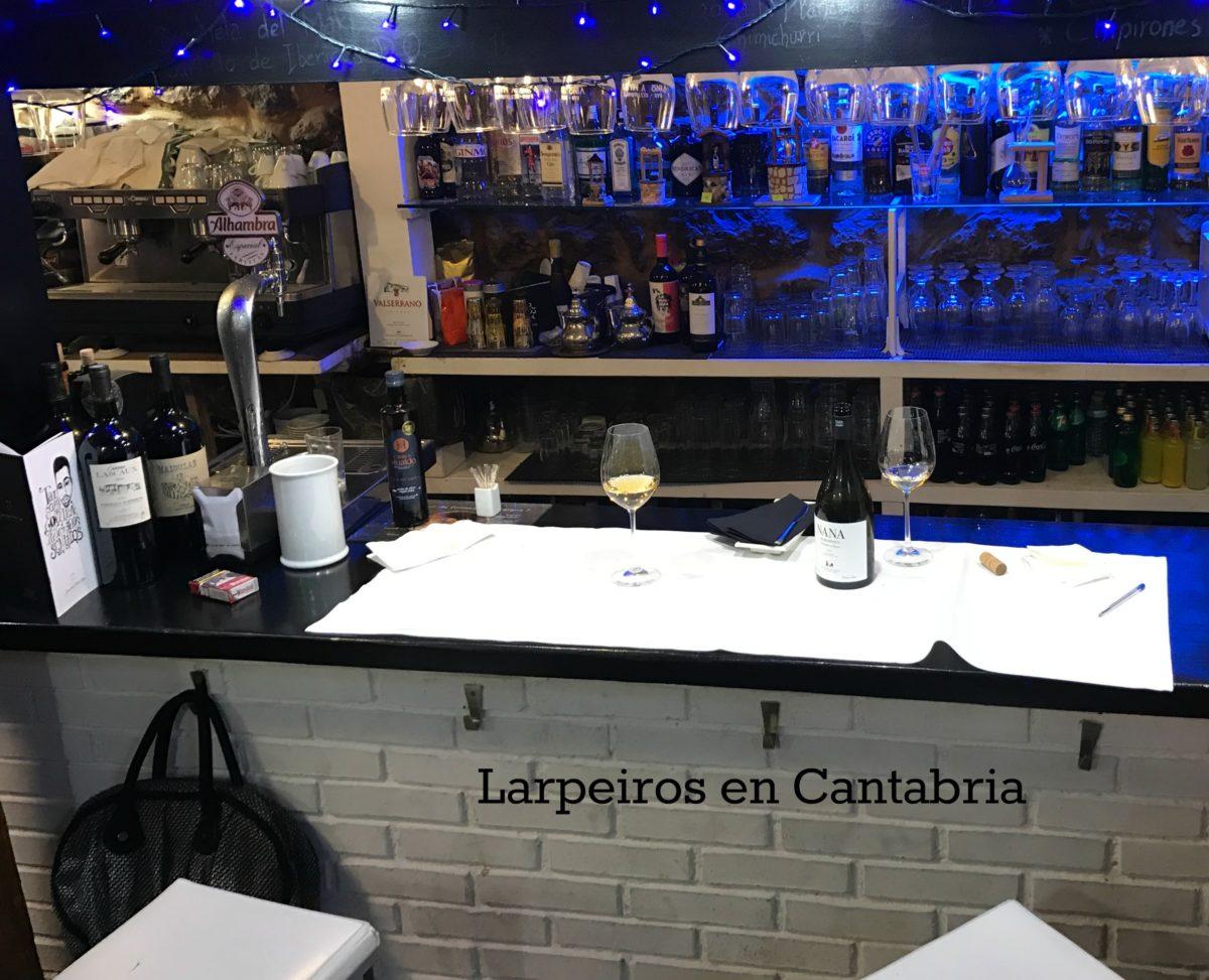 Restaurante Vino y Marea de Santander: Sólo picamos pero volveremos