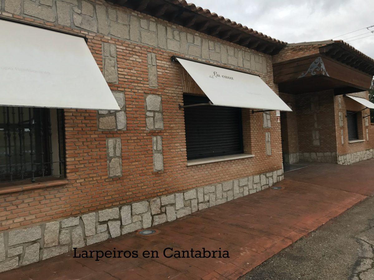 Restaurante «La Casa del Carmen» en Toledo