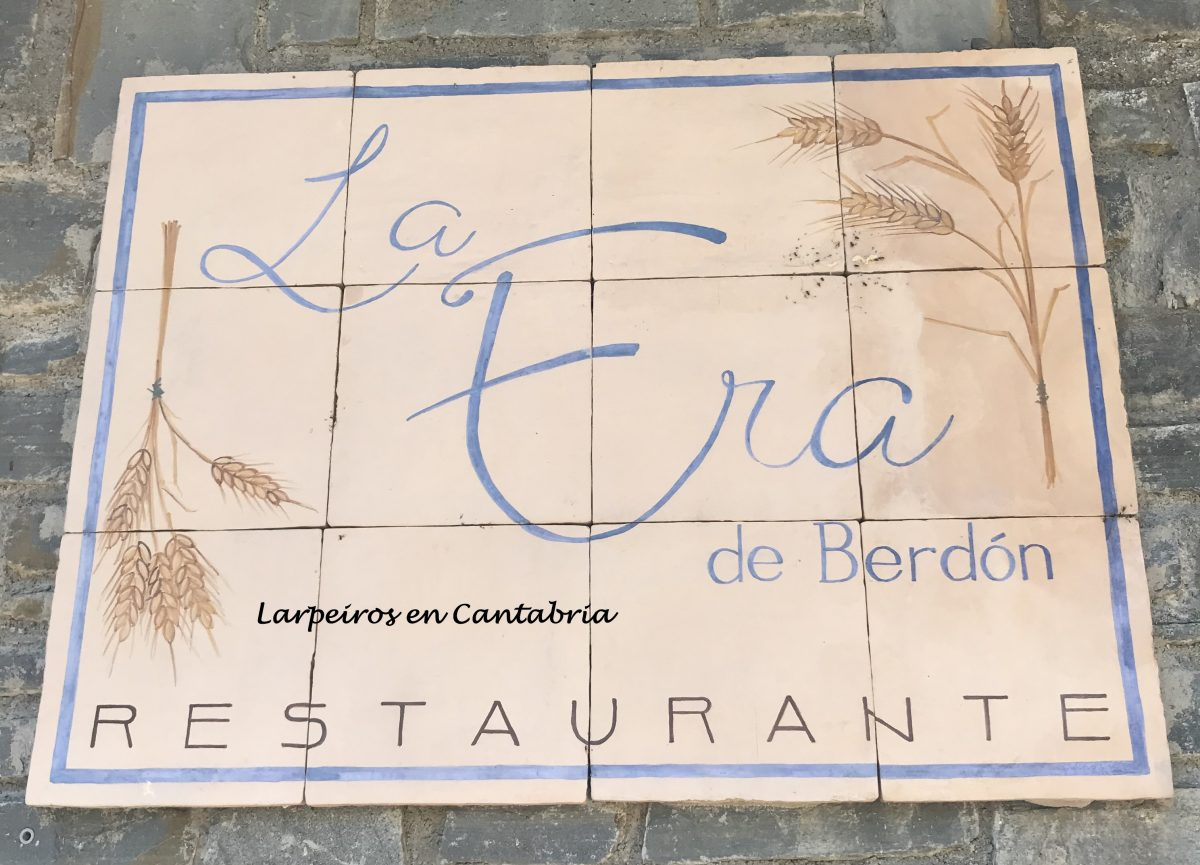 Restaurante La Era de Berdon en Tramacastilla de Tena