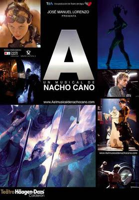 """A"" El musical de Nacho Cano"
