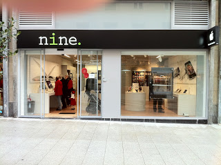 Nine de Apple en Santander