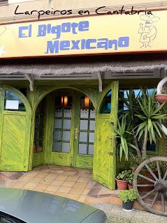Restaurante El Bigote Mexicano (Cantina Mexicana)