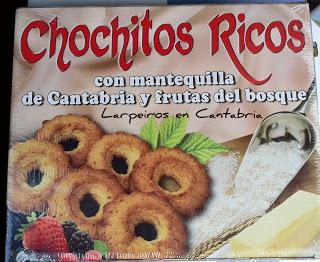 Productos de Cantabria [1] Chochitos Ricos