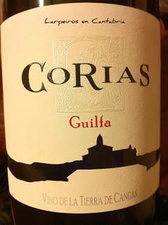 Tinto Corias Guilfa 07