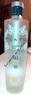 Platu London Dry Gin de Galicia