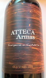 Tinto Atteca Armas 2006