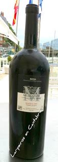 Tinto Melquior Reserva Colección del 2001 en Magnum