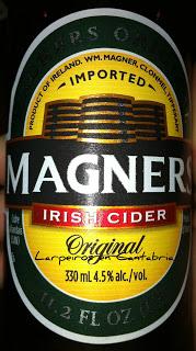 Sidra Magners los irlandeses y sus manzanas