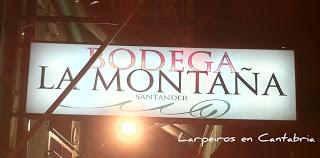 Bodega La Montaña en Santander, una grata sorpresa