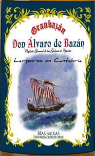 Blanco D. Álvaro de Bazán 2010, por fin lo conseguí
